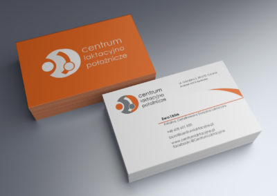 Mock-up - Business Card 55 x 85 mm